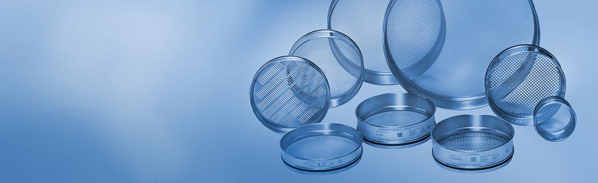 Obrázok hlavičky produktu - Laboratórne sitá | vomet.sk