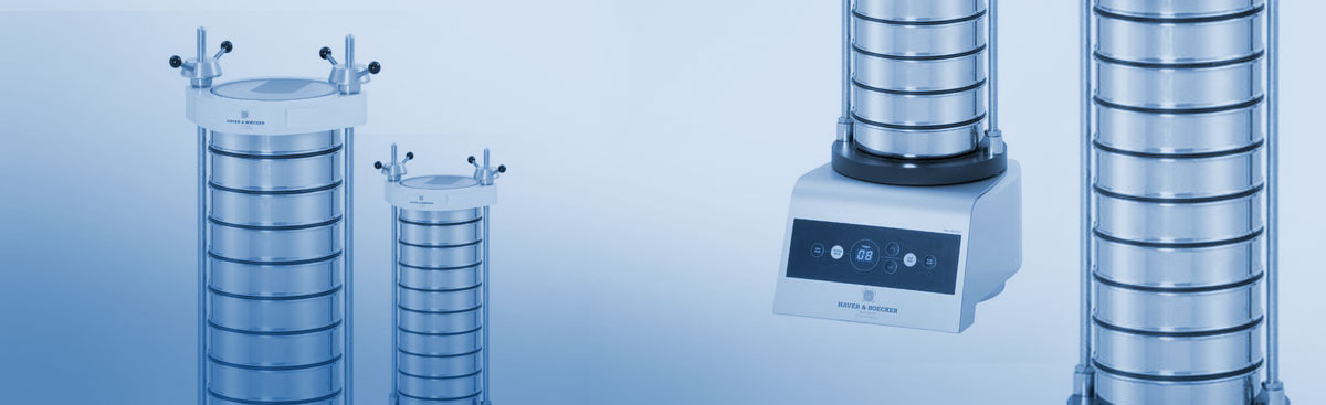 Obrázok hlavičky produktu - Laboratórne triediace stroje | vomet.sk