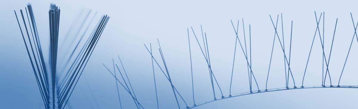 Obrázok hlavičky produktu - Zábrany proti vtáctvu | vomet.sk